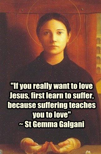 St. Gemma