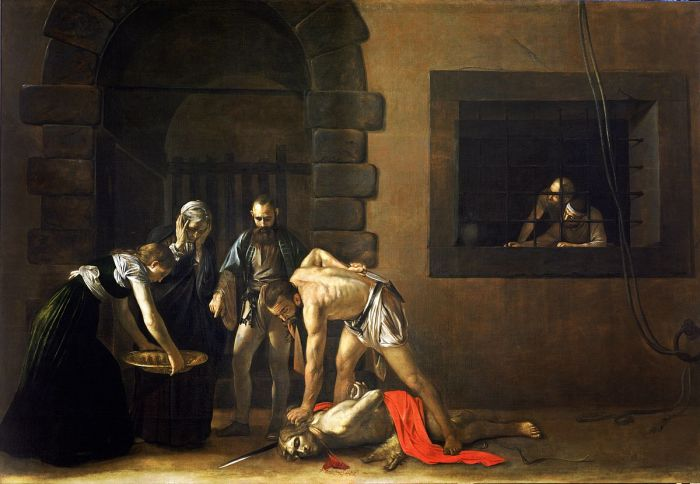 The_Beheading_of_Saint_John-Caravaggio_1608